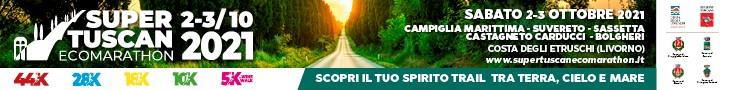 Super Tuscan Marathon 2021
