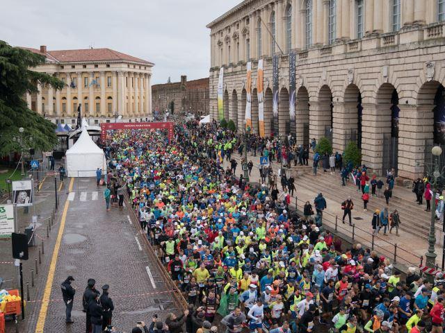 18° Veronamarathon - Cangrande Half Marathon