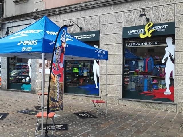 Affari&Sport organizza la Corsa di una notte di mezza estate virtuale