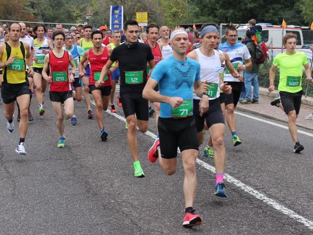 Gran finale della Top7 all'Agefactor Run a Bronzolo