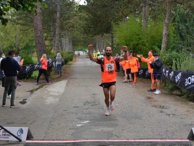 Doppio record al Giro del Lago di Chiusi