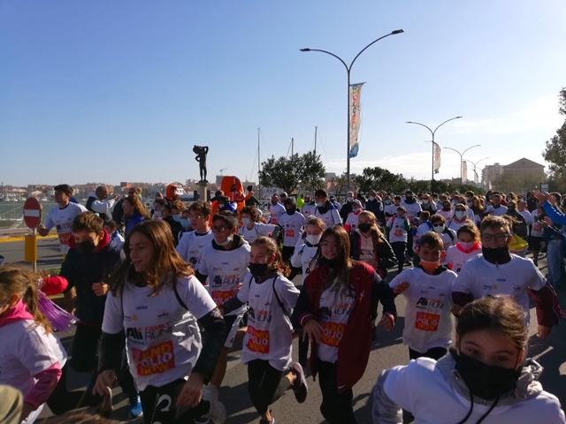 Alì Family Run: grande festa oggi a Chioggia!