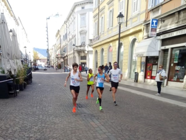 Anna Incerti, un grande ritorno a Gorizia