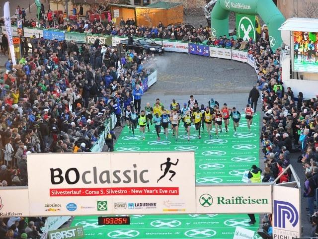 Anche nell'edizione dell'anniversario la serie podistica Top7 inizia con la BOclassic Alto Adige