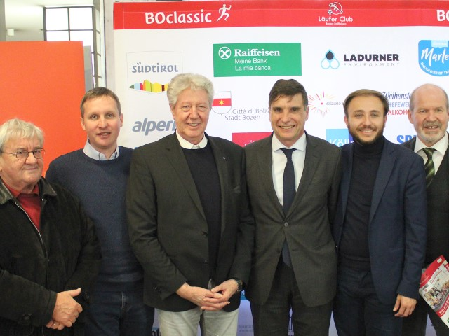 Resi noti i nomi delle prime top star della BOclassic Alto Adige