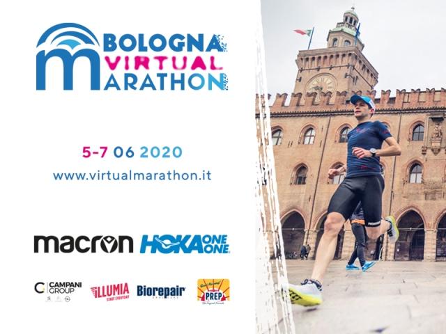 La Bologna Marathon nel 2020 diventa una corsa virtuale