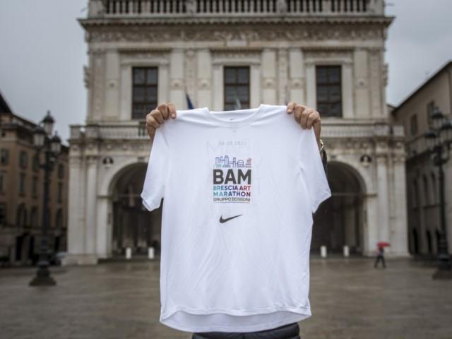 Brescia Art Marathon, #BAMNEVERSTOPS! al via con 1300 iscritti