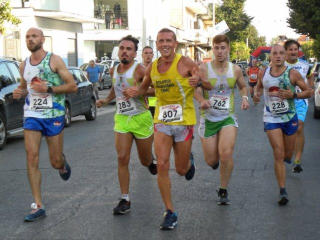"""""""Corri Teverola"""": vince El Eblj, Maniaci è la prima donna"""