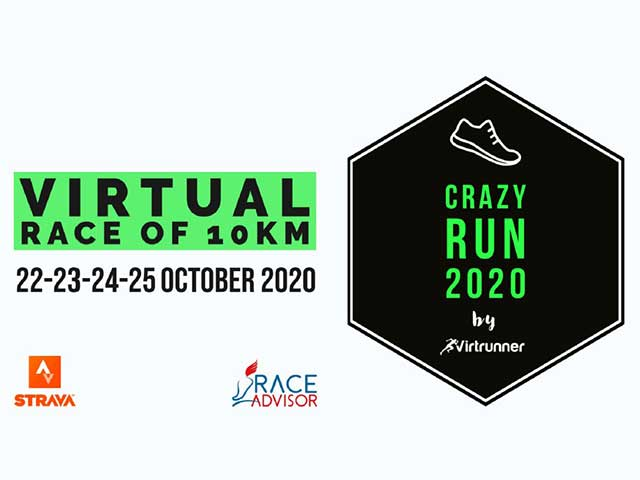 Crazy Run 2020 by Virtrunner