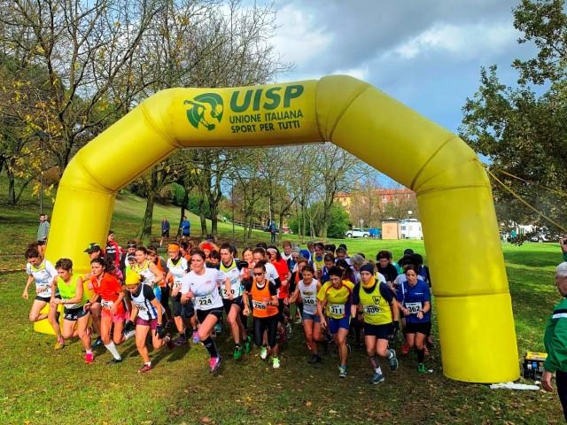 Il 66° Campionato Nazionale UISP di Corsa Campestre a Castel S.Pietro Terme (BO) domenica 21 novembre