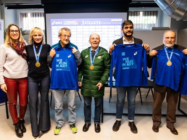 Presentata la Asics Firenze Marathon n°36 del 24 Novembre 2019