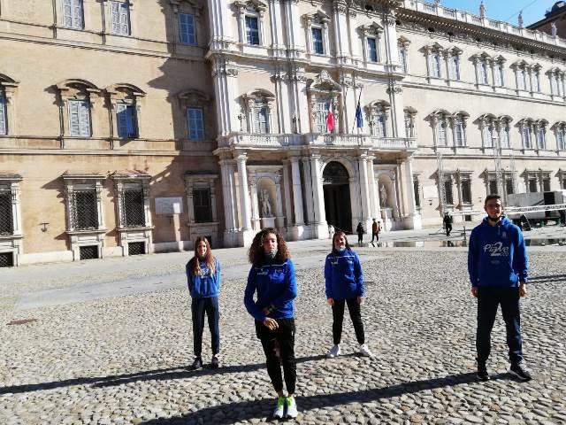 Tricolori di Modena, Facchin a due centesimi dal podio