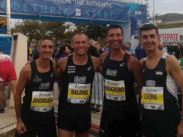 Il personaggio: Giovanni Ruggiero atleta completo e maratoneta