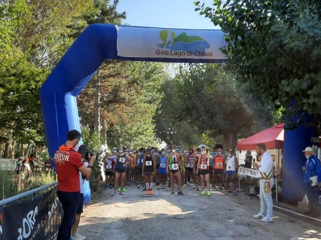 Mugnaioli fa festa al Giro di Chiusi