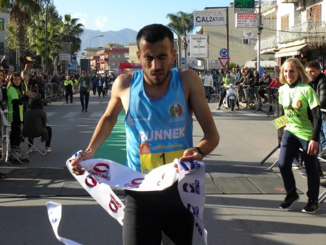 La 10 Km di Saviano è del Marocco