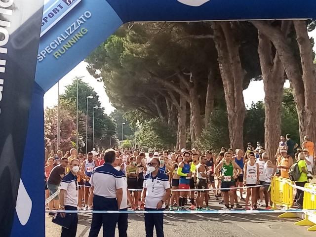 Ladispoli in Corsa, vittoria decisa all'ultimo metro