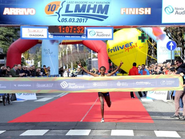 Annullata la 13^ Lago Maggiore Half Marathon 2020 per Emergenza Sanitaria Internazionale COVID-19