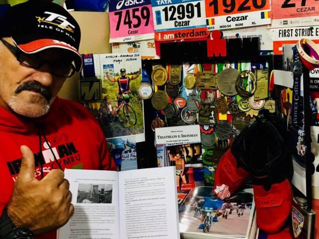 """Presentazione libro """"Triathlon e Ironman"""": sperimentare benessere nello sport"""