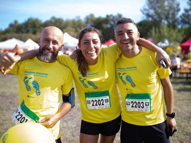 Maratona Alzheimer non si ferma: sempre più #unacorsaoltrelacorsa