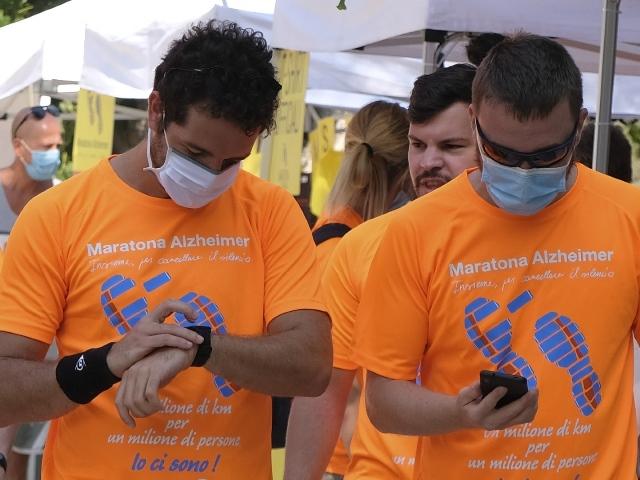 La Fondazione Maratona Alzheimer prosegue la corsa verso il milione di chilometri