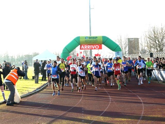 A Crevalcore (BO) l'appuntamento con Maratona e Mezza è domenica 9 maggio