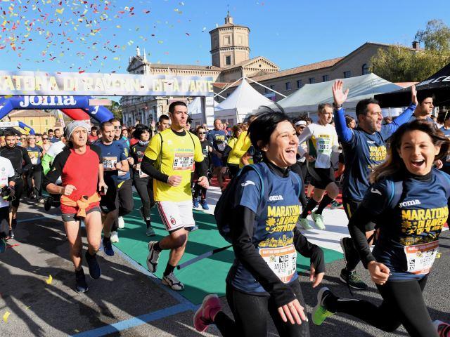Con il Black Friday anticipo dell'apertura delle iscrizioni alla Maratona di Ravenna 2020