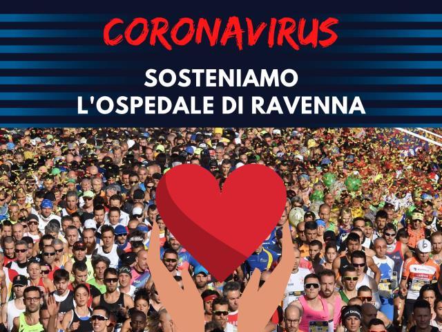La Maratona di Ravenna versa i  primi 15000 della raccolta fondi in favore dell'Ospedale Santa Maria delle Croci