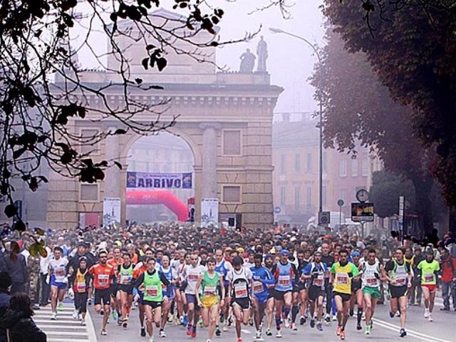 Una maratonina in un gioiello di città