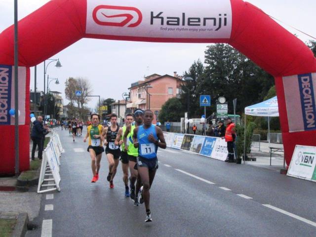 Maratonina di San Biagio nel segno di Zanatta e Mazzucco