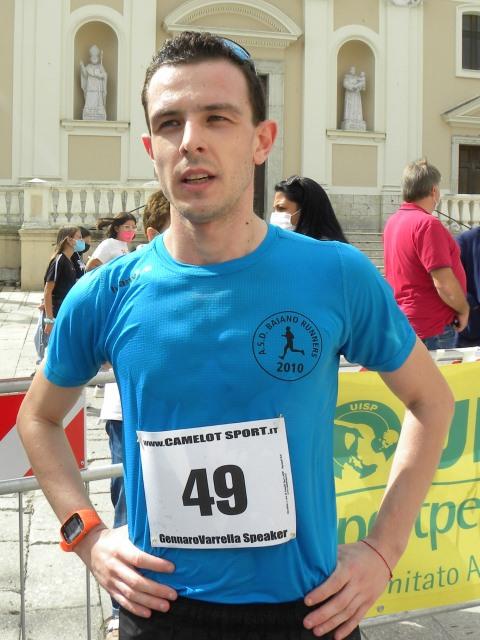 """""""Maratona della Valle del Dragone"""": Marco Vetrano si aggiudica i 15Km"""