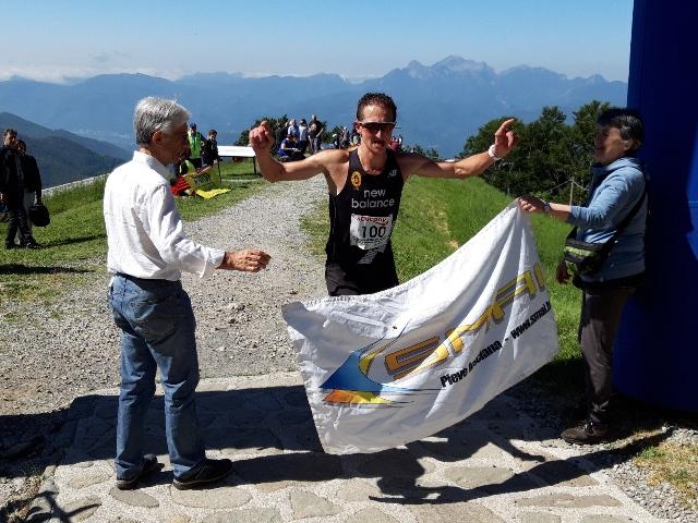 Mei e Marcolini si aggiudicano la Scalata Castiglione-San Pellegrino in Alpe
