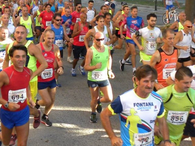 Caserta: Domenica il podismo corre a Piedimonte Matese, start ore 9:30