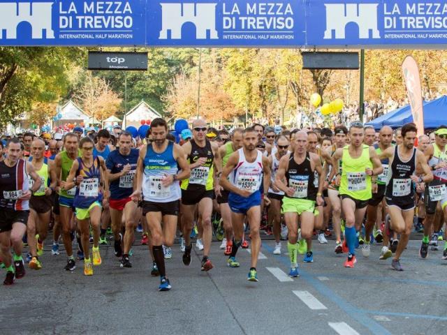 Mezza di Treviso da Record: già 1500 iscritti