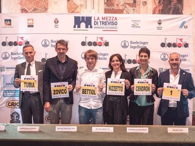 A Treviso arriva la mezza maratona dei record