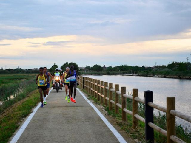 Sospesa la 10^ Jesolo Moonlight Half Marathon