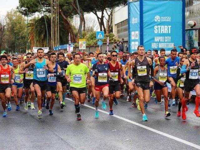 Napoli City Half Marathon: un evento straordinariamente in crescita