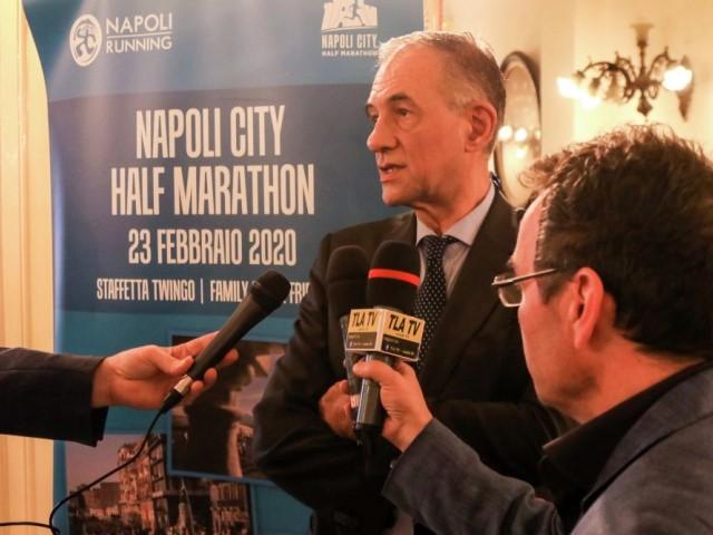 Napoli City Half Marathon 2020 diventa solidale