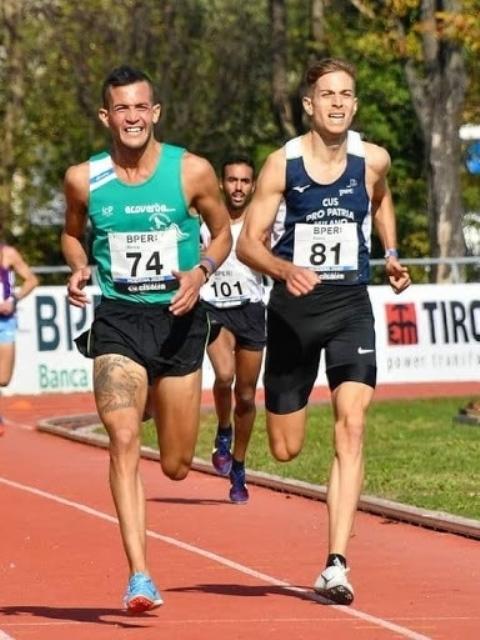 Bouamer al record sociale sui 3000 metri