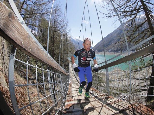 Sulle orme di... Ötzi Alpin Marathon