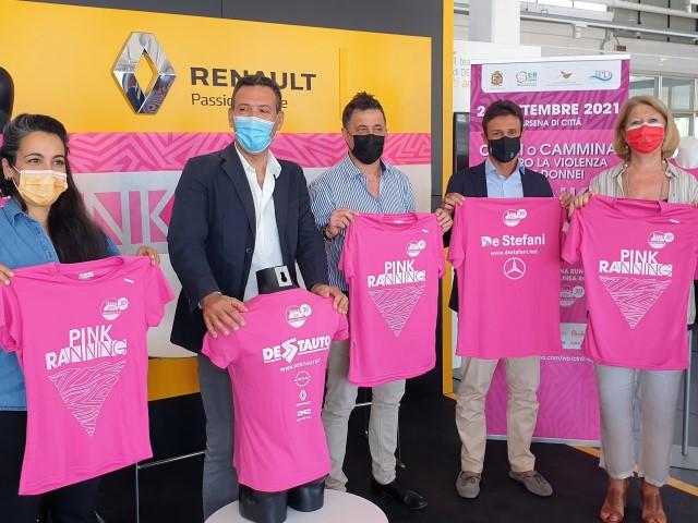 """""""Pink Ranning"""", un nuovo evento  che unisce sport e impegno sociale"""