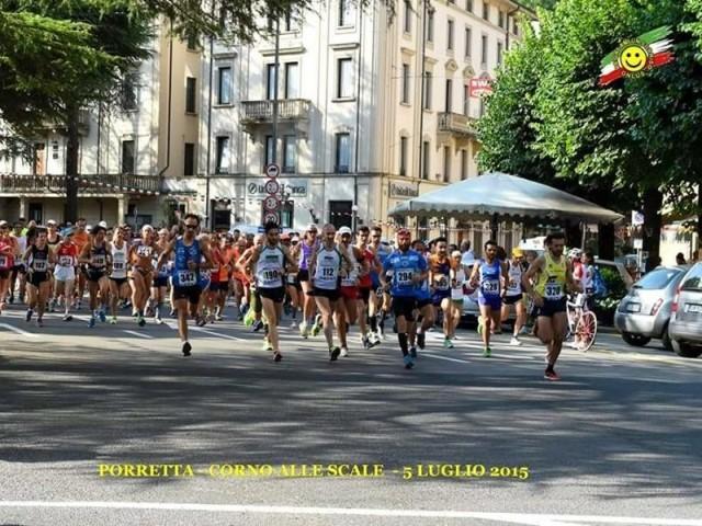 Il 18 luglio 2021 la Porretta–Lizzano–Corno numero 13