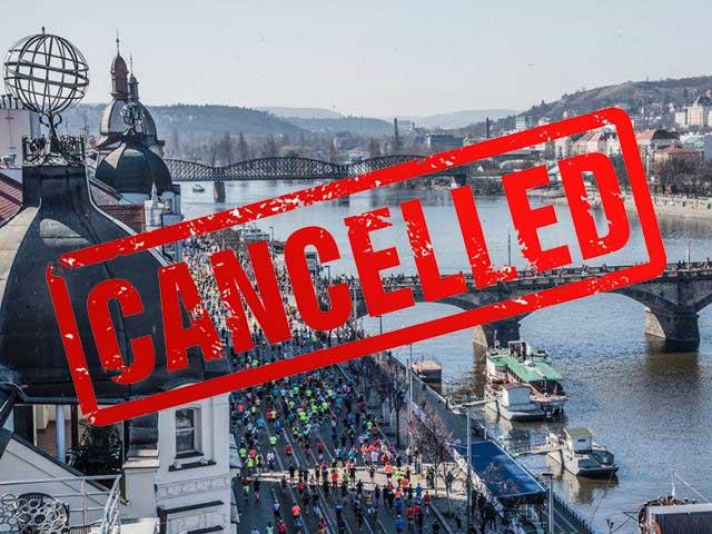 RunCzech cancella tutte le gare di Praga del 2020, ma non l'intero circuito