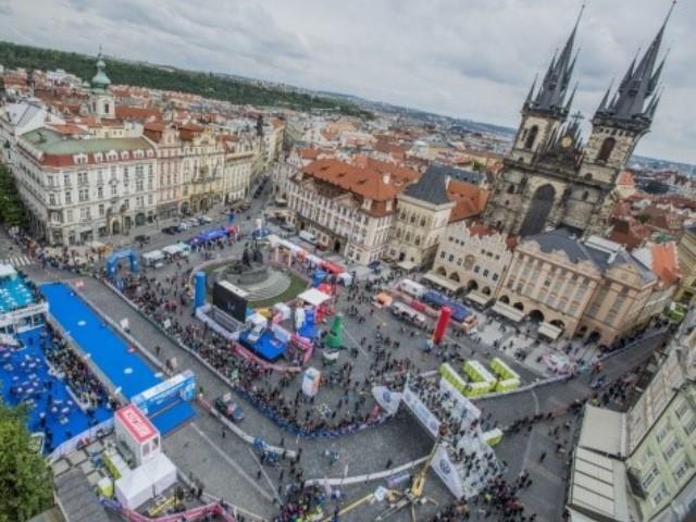 Al via la Volkswagen Virtual Prague Marathon, runner motivati come non mai