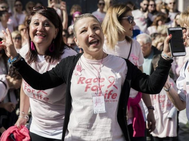 Podismo solidale: Race for Life è più importante che mai
