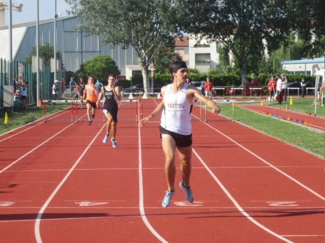 """Team Treviso in azzurro: Riccardo Ganz da record in semifinale a Tallin: 52""""92"""