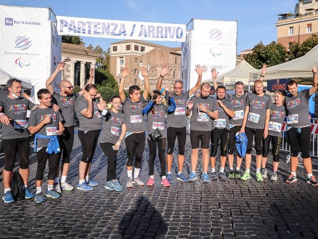 Run for Autism: oltre 1500 runners hanno corso nella Capitale insieme a 400 ragazzi autistici