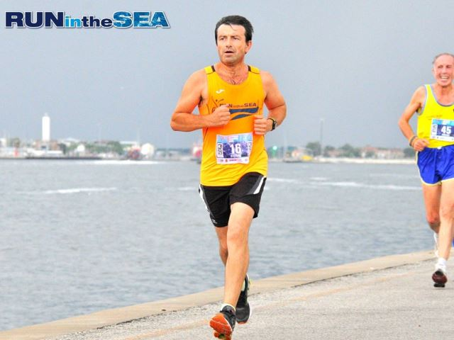 "Il 21 e 28 agosto doppio appuntamento ""Run in the Sea"" per ripartire in sicurezza"