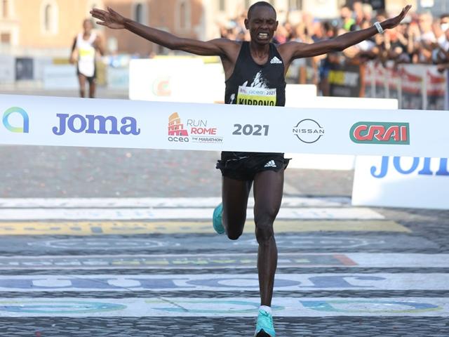Acea Run Rome The Marathon, i vincitori