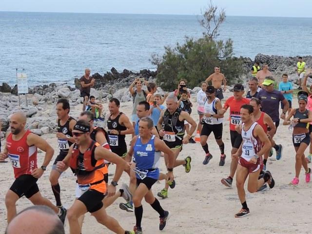 Il SVLC  Dream TRAIL Golfo di Cofano incorona i suoi   vincitori assoluti Carmela Villari e Vito Messina