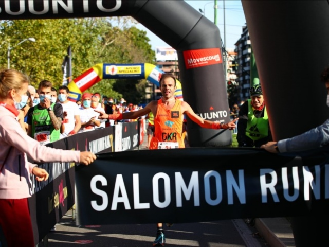 Milano è ripartita, un successo la Salomon Running Milano, ben 2700 al via